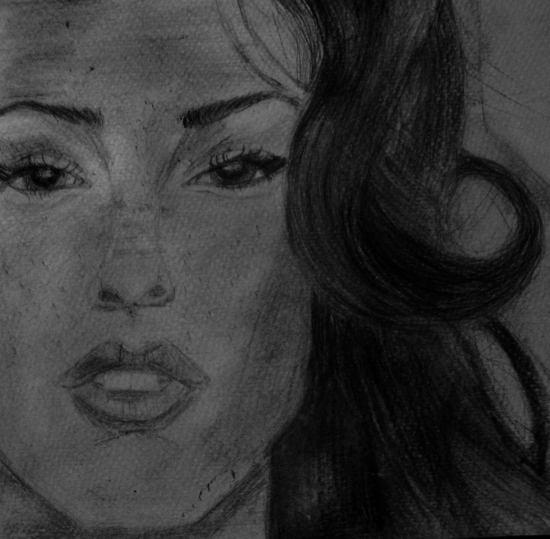 Megan Fox by flowerpowertintenfisch